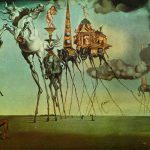 Awesome Salvador Dali Prints Temptation Anthony