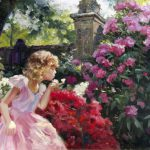 Butterfly Painting Offer Handmade Reproduction