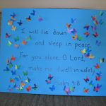 Butterfly Scripture Canvas