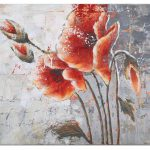 Canvas Hand Painted Artwork Wall Decor Painting Vivid Color Art