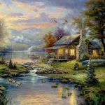Canvas Nature Paintings Price Trends Buy