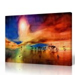 Canvas Painting Oil The