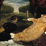 Cat Famous Paintings