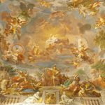 Ceiling Painting Galleria Borghese