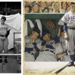 Chicago Cubs Baseball Team Being Jeered Fans The Boston Braves