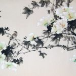 Chinese Flower Paintings Spring Flowers And Birds
