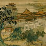 Classic Painting Titled Qingming Shanghe