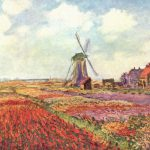Claude Monet Impressionist Painting Was Founder
