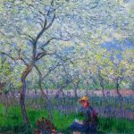 Claude Monet Painting Image Page