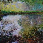 Claude Monet Paintings Painting