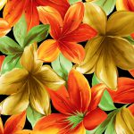 Colorful Flower Paintings