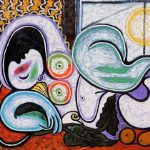 Couche Pablo Picasso Painting