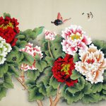 Cultural Meanings Chinese Flower Paintings