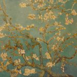 Day Holland Famous Painting Almond Tree Van Gogh Seen