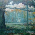 Details About French Impressionist Oil Painting Signed Large