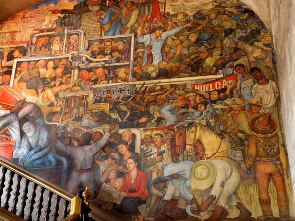 Diego Rivera Pictures And Paintings Wall