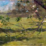 Divided Light And Color American Impressionist Landscapes The
