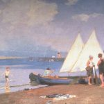 Edward Henry Potthast American Impressionist Selections From The