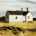 Edward Hopper Paintings Ryder House Painting