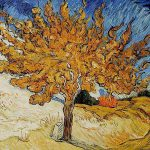 Famous Art Mulberry Tree Oil Painting For Your Collection