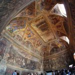 Famous Ceiling Despite Earlier Indications That Pictures Were Not