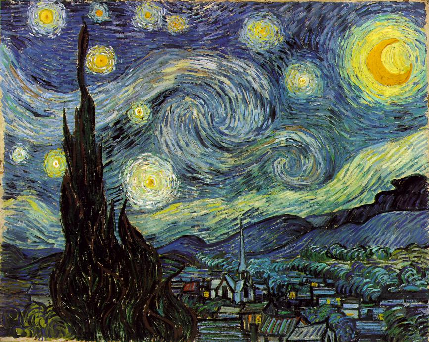 Famous Oil Pastel Paintings
