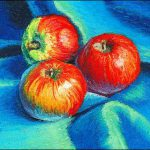 Famous Oil Pastel Paintings Emptyeasel