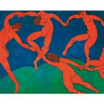 Famous Paintings Artists Henri Matisse The Dance