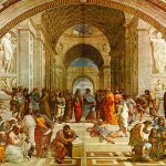 Famous Paintings Artists Raphael School Athens