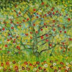 Famous Paintings Golden Trees Google Search