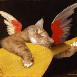 Famous Paintings Improved Fat Cats