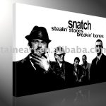 Famous Pop Art Painting Snatch Black White Wholesale And Dropship