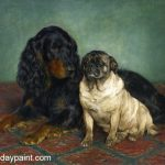 Famous Setter Paintings For Sale
