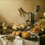 Famous Still Life Paintings Dutch Artist Pieter Claesz