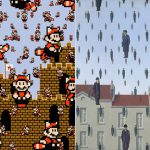 Famous Surrealist Art Amazingly Reimagined Super Mario Bros