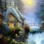 Find Original Thomas Kinkade Paintings For Sale