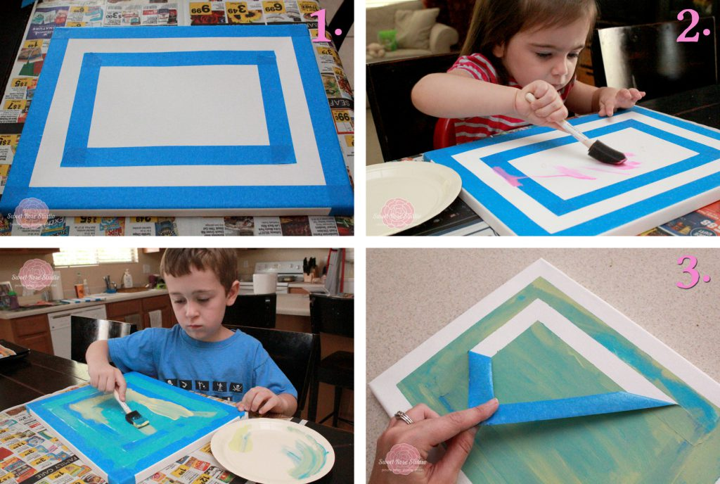First The Canvases