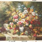 Flower Canvas Art Floral Oil Paintings Wall Artwork