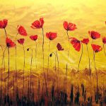 Flower Painting Art Canvas Oil Paintings