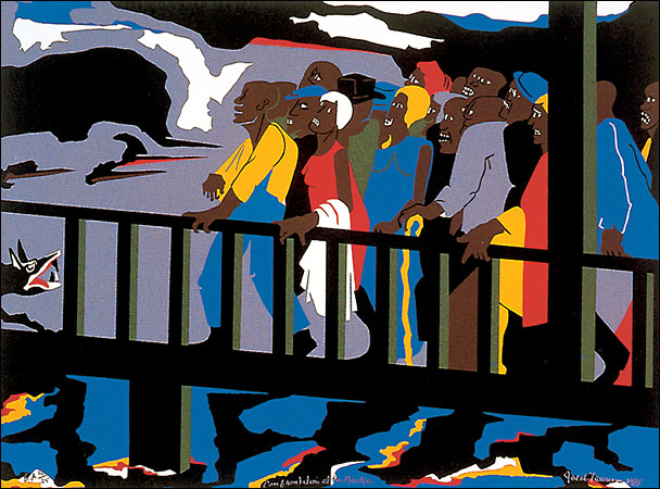 Free Resources Black History Biographies Jacob Lawrence