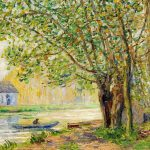 French Post Impressionism Paintings