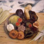Frida Kahlo Paintings Fruits The Earth Painting