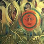 Frida Kahlo Paintings Sun And Life Painting