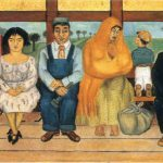 Frida Kahlo Paintings The Bus Painting