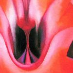 Georgia Keeffe Most Famous Paintings Vintage