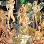 Golden Wings For Show Women Lingerie Famous European