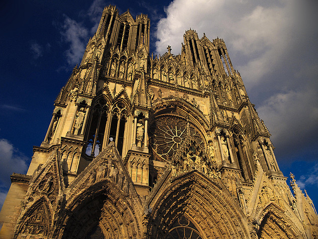 Gothic Cathedrals Medieval Europe