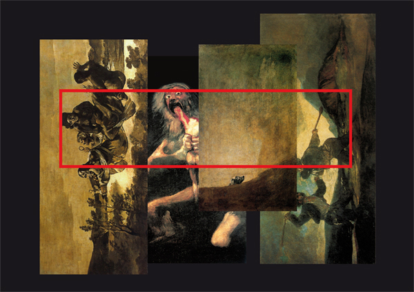 Goya The Famous Black Paintings That Could Seen Walls