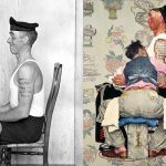 Graphs Famous Norman Rockwell Paintings
