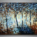 Handmade Abstract Oil Painting Large Canvas Wall Art